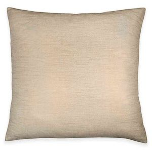 DKNY Loft Stripe European Pillow Sham Taupe